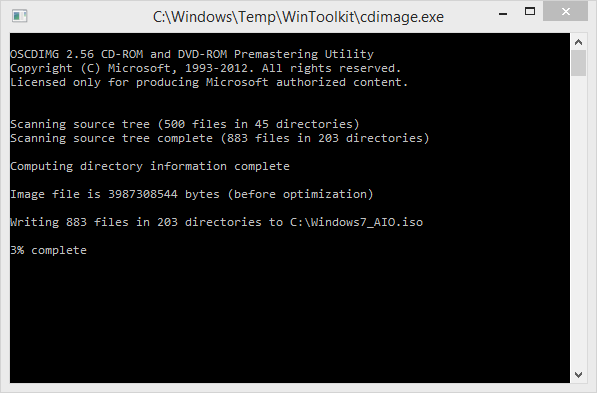 Tworzenie bootowalnego obrazu ISO w programie Win Toolkit