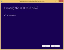 Tworzenie nośnika instalacyjnego Windows 8.1 - kopiopwanie plików instalacyjnych na pamięć USB